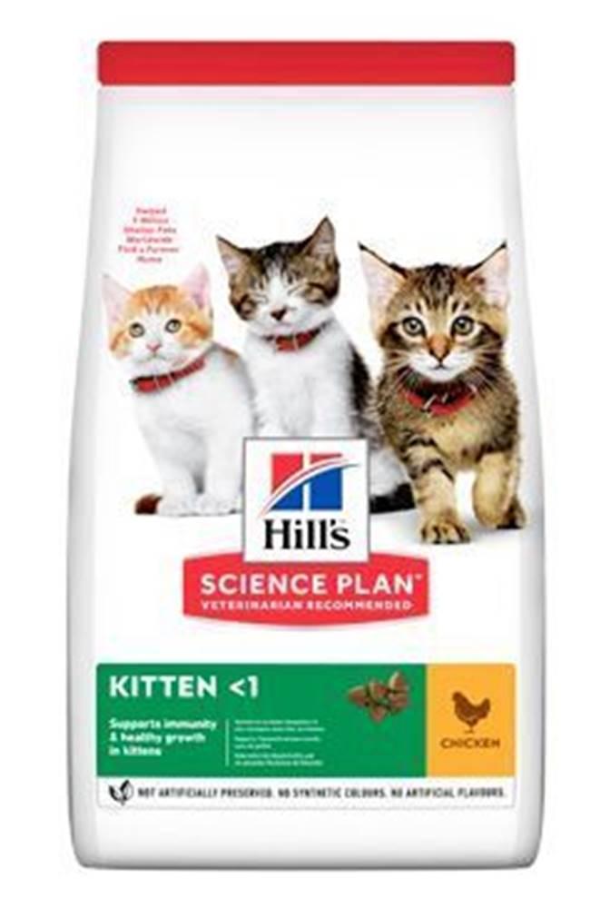 Hill's Hill's Fel. Dry Kitten Chicken 3kg