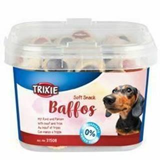 Trixie BAFFOS mini kolečka hovězí/dršť 140g
