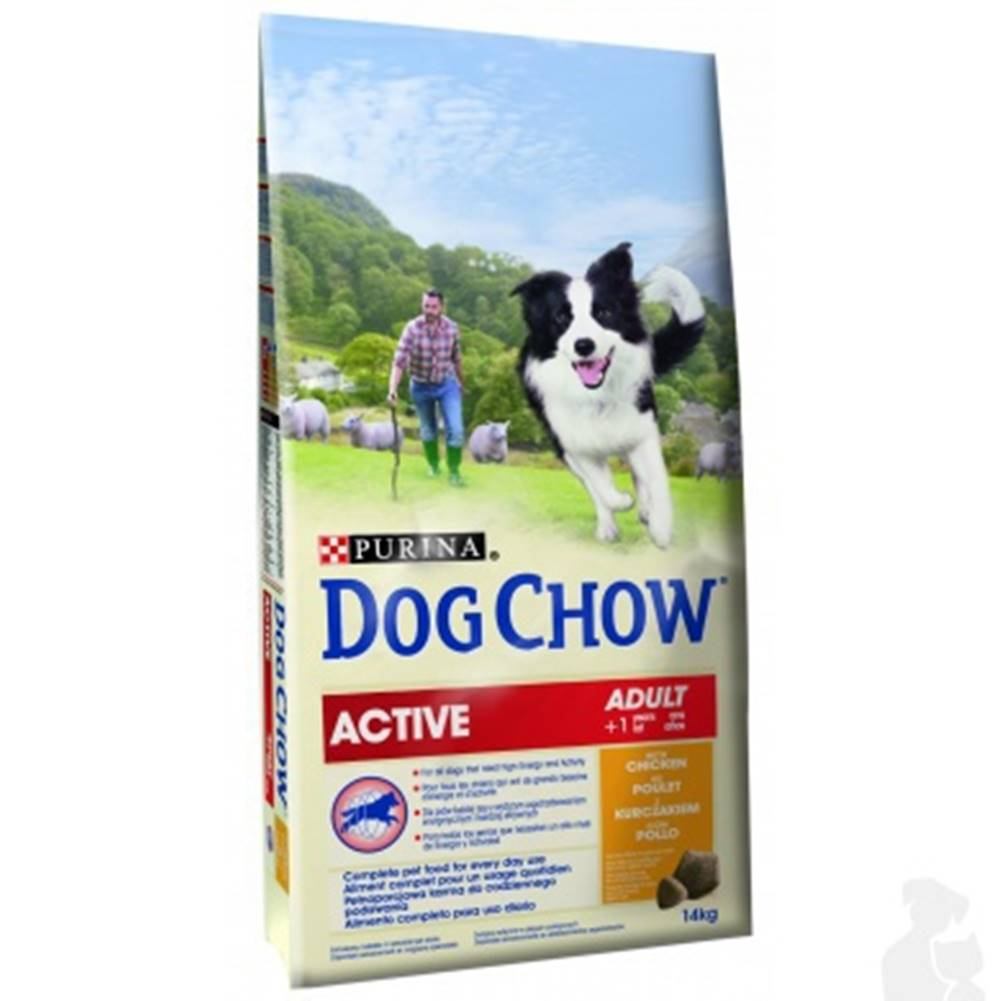 Purina Purina Dog Chow Active Chicken 14kg