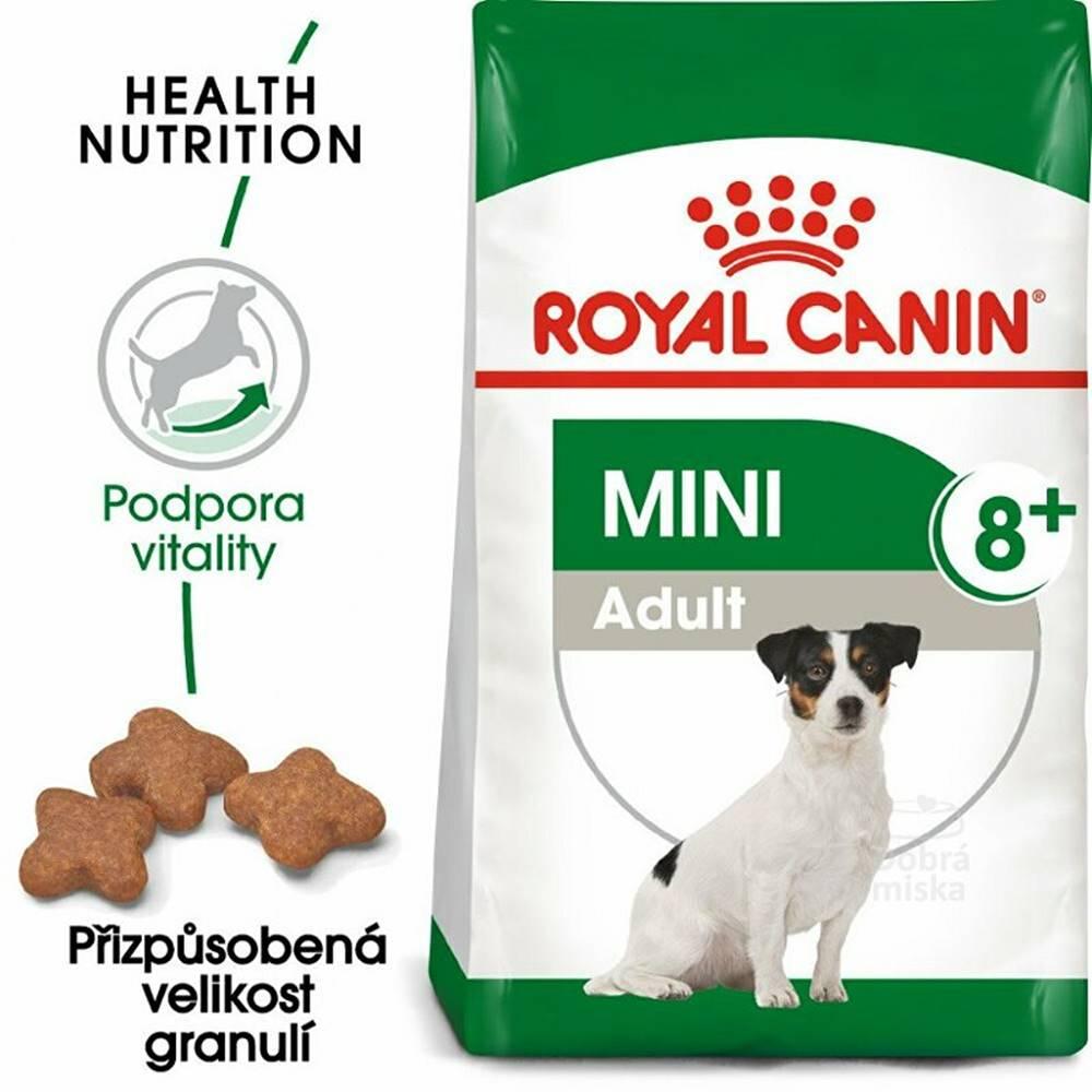 Royal Canin Royal canin Kom. Mini 8+ Adult 8kg