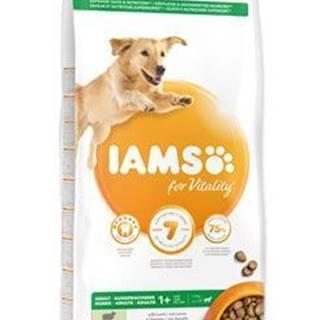 Iams Dog Adult Large Lamb 12kg