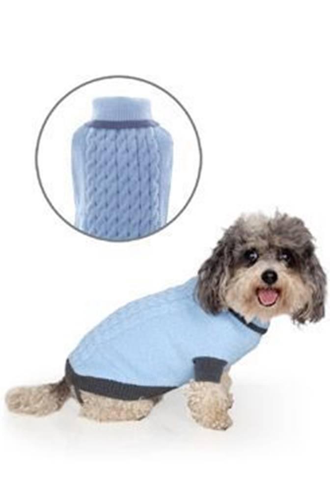 Tommi Svetr Liverpool pro psy modrý 35cm