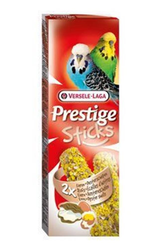 VERSELE-LAGA VL Prestige Sticks pre andulky Egg & oystershell 2x30g