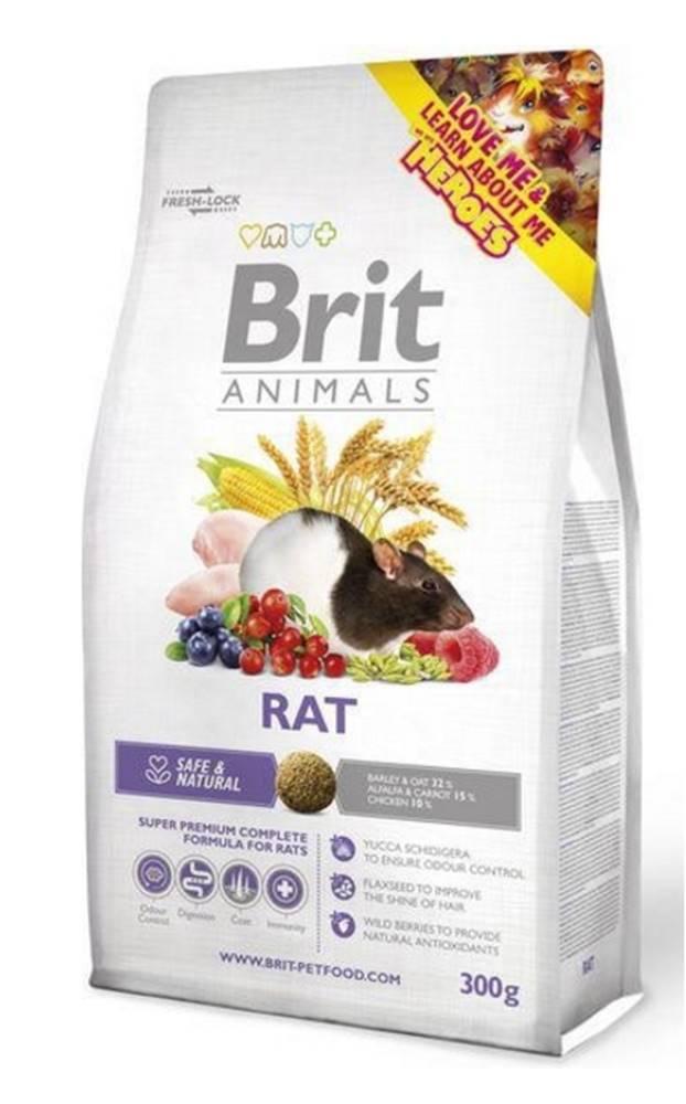Brit Brit Animals Rat 1,5kg