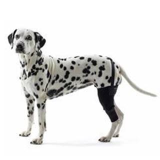 Bandáž na koleno pro psa KRURehab XXXS Levá