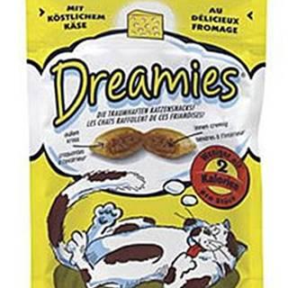 Dreamies mačka pochúťka syrová 60g