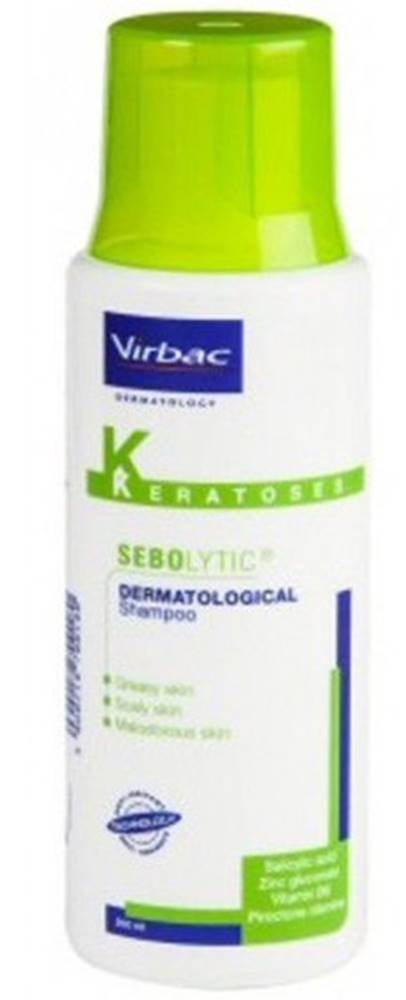 Sebolytic šampón 200ml