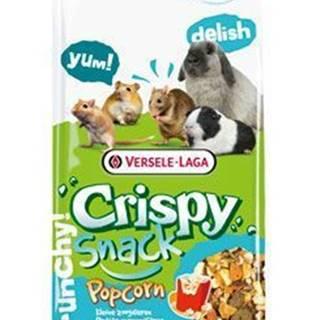 VL Crispy Snack pre hlodavce Popcorn 650g