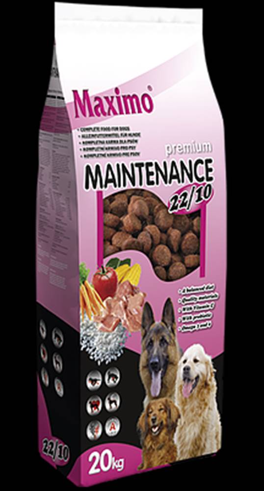 Delikan Dog Premium Maximo ...