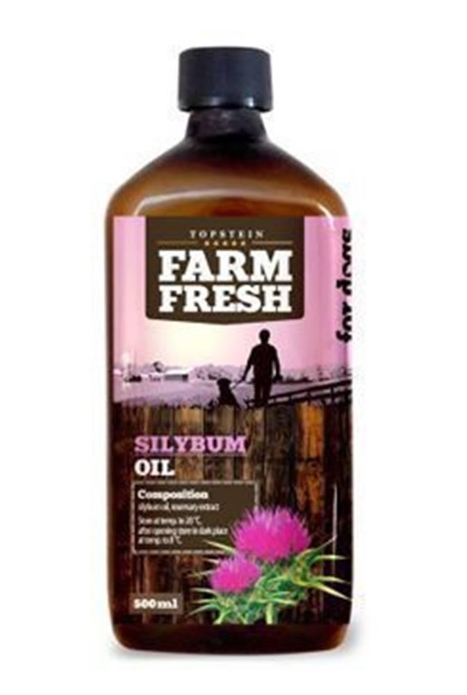 Ostatní Farm Fresh Ostropestřecový olej /Silybum Oil/ 500 ml