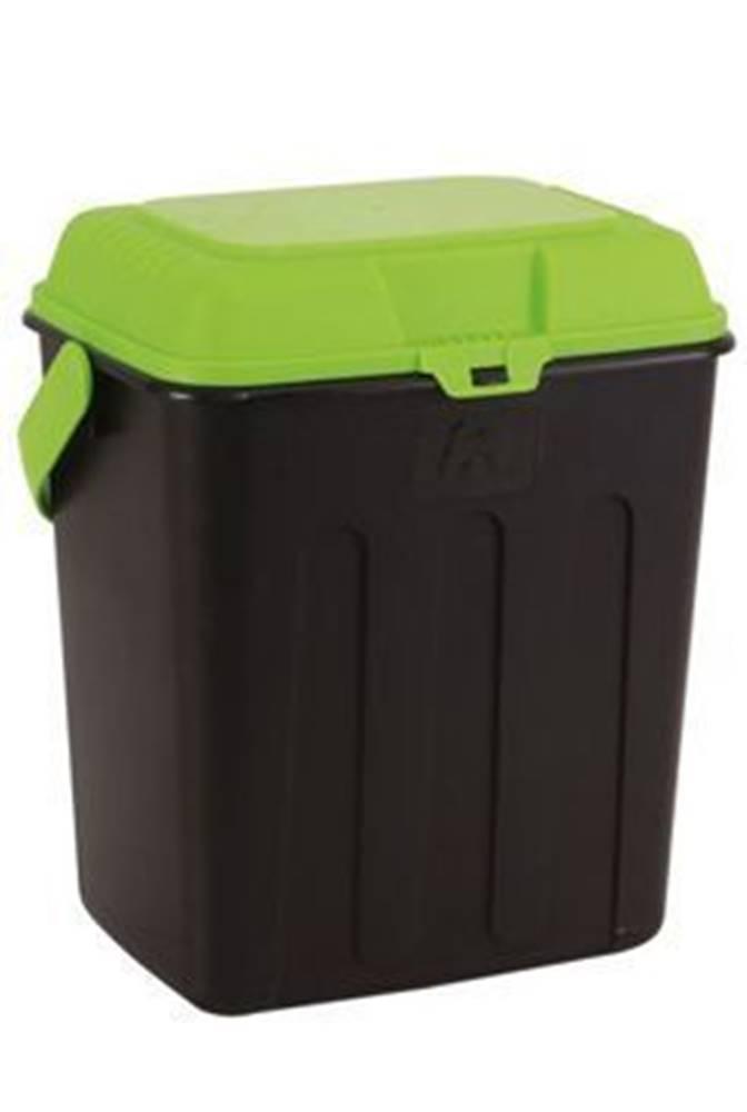 Ostatní MAELSON Box na granule čierna / zelená 3,5kg
