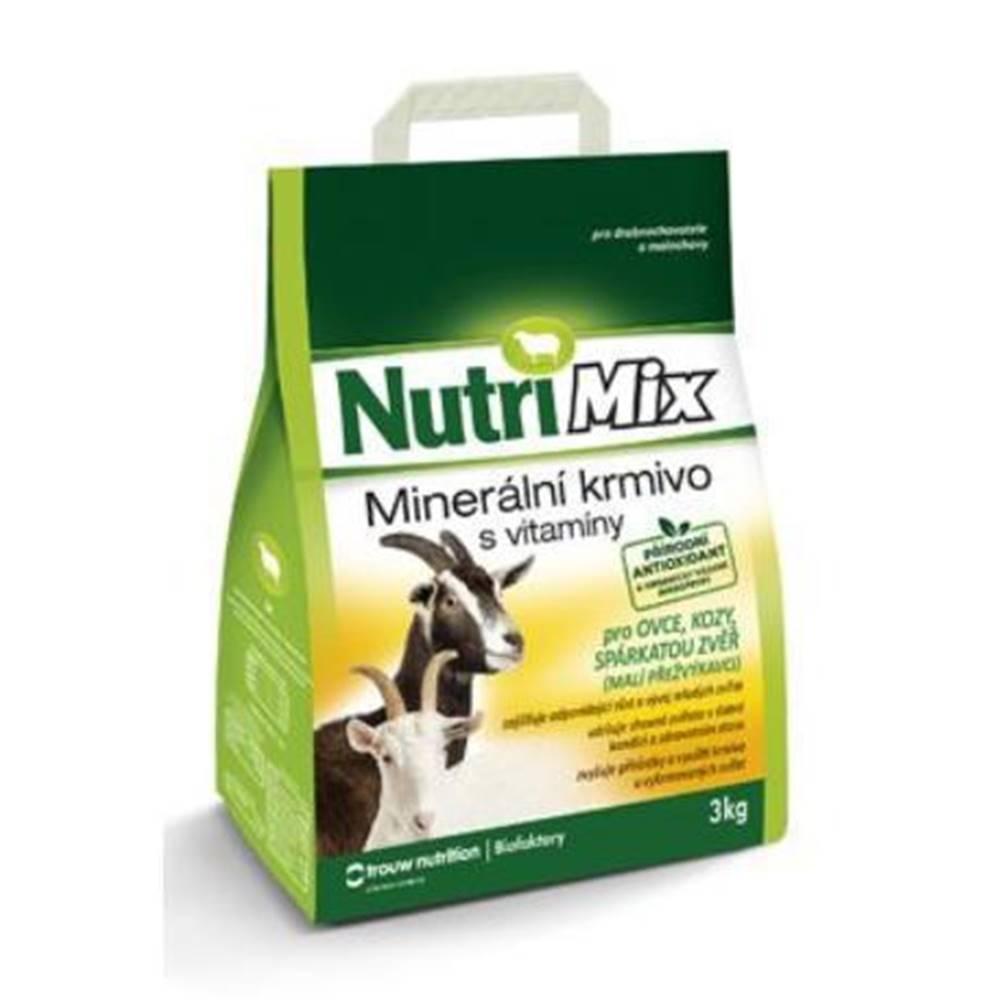 Biofaktory NutriMix pro kozy plv 3kg