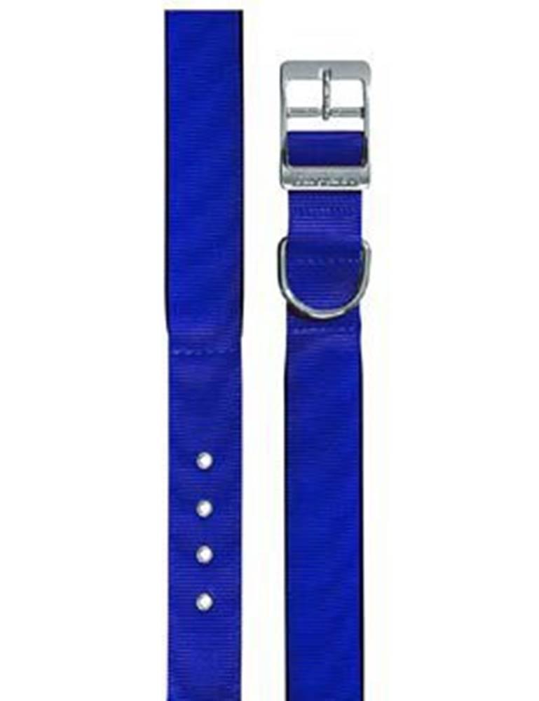 Ferplast Obojek nylon DAYTONA C 45cmx25mm modrý FP 1ks