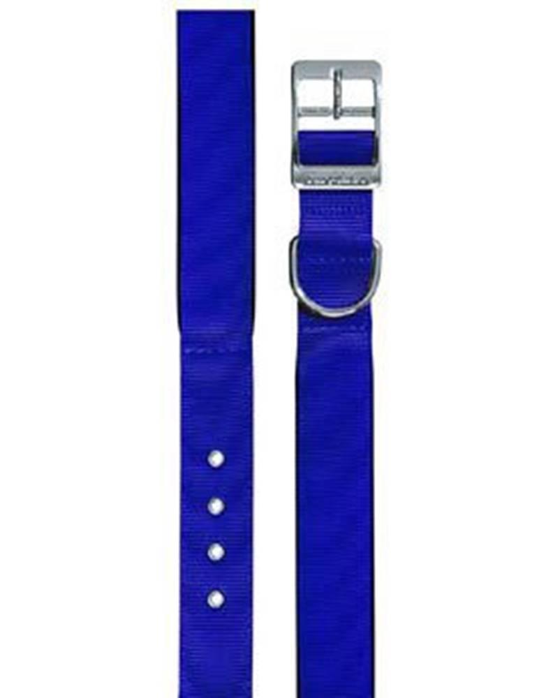 Ferplast Obojek nylon DAYTONA C 63cmx40mm modrý FP 1ks