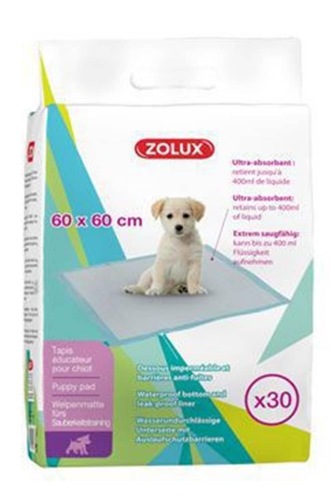 Zolux Podložka štěně 60x60cm ultra absorbent bal 30ks Zolux