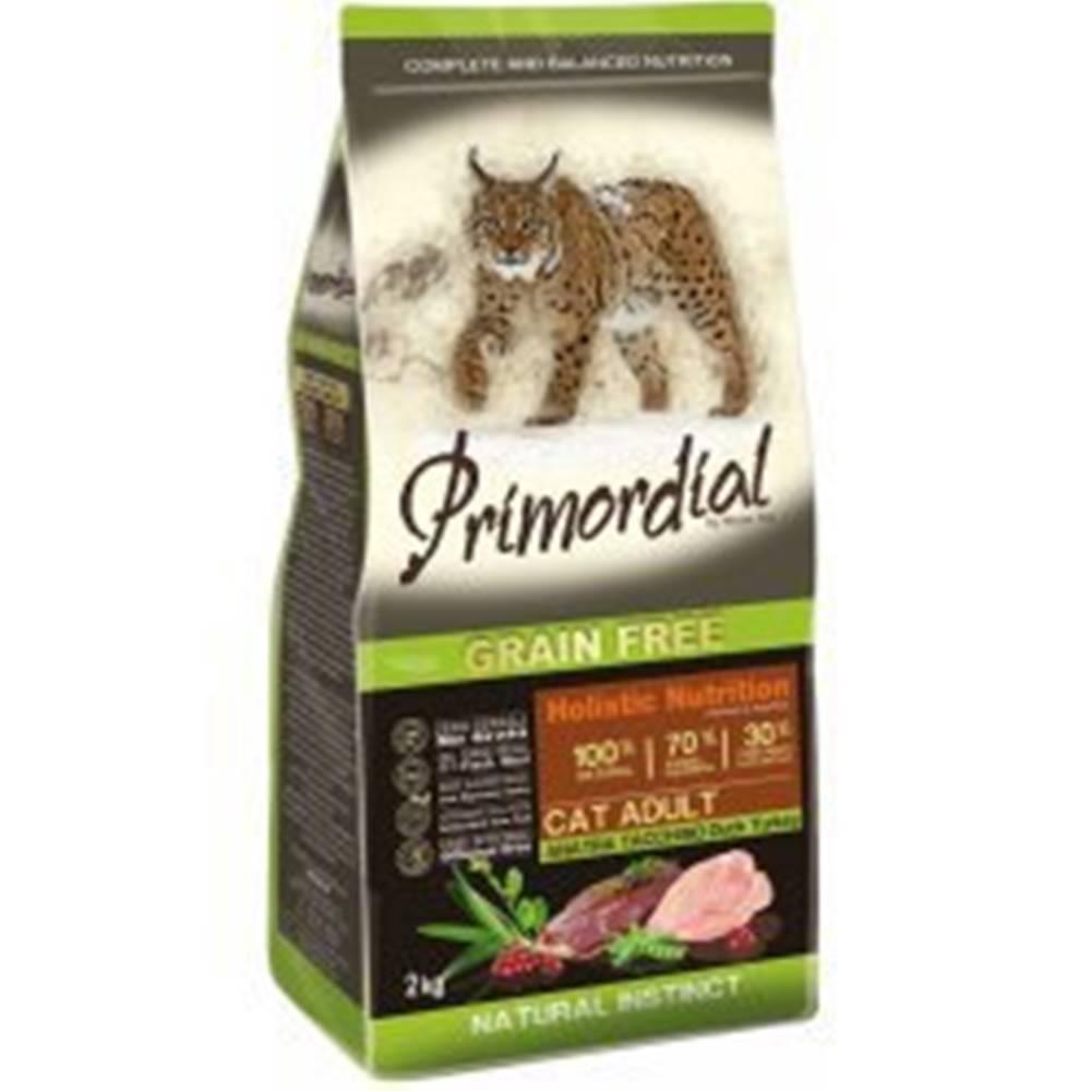 Primordial Primordial GF Cat Adult Duck Turkey 2kg