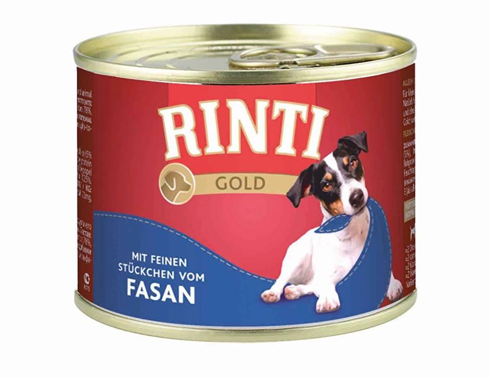Rinti Dog Gold konzerva baž...