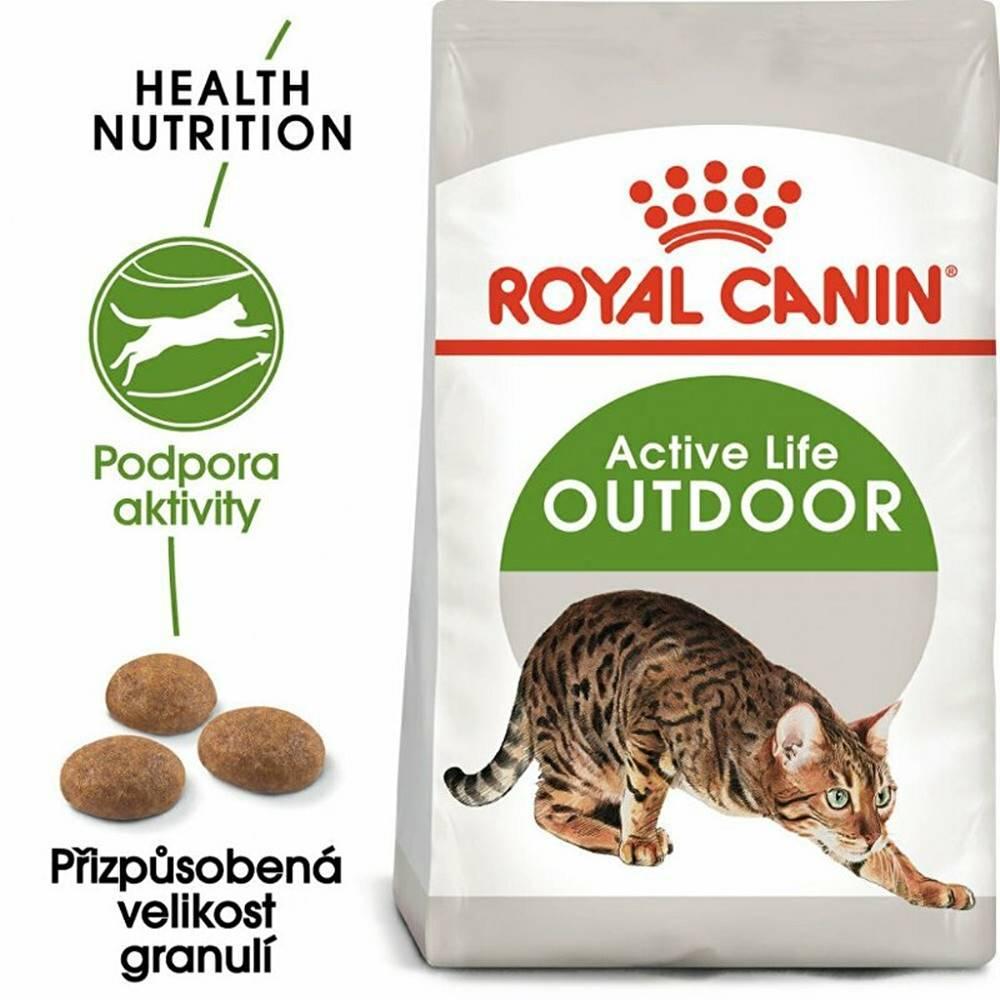 Royal Canin Royal canin Kom.  Feline Outdoor 10kg