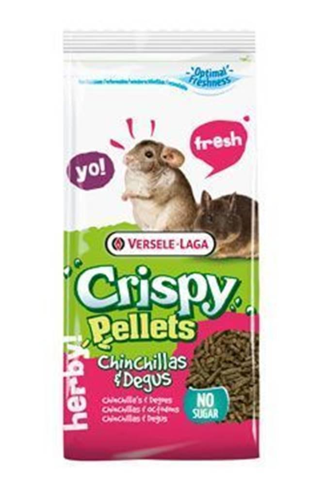 VERSELE-LAGA VL Crispy Pellets pre činčily a osmáky 1kg