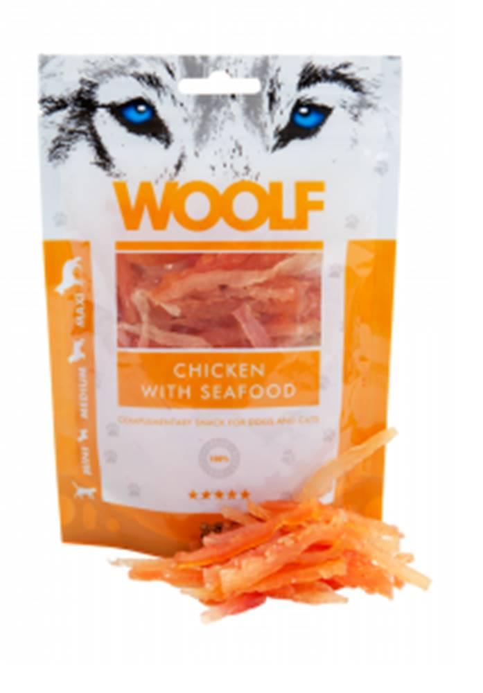 Woolf WOOLF pochoutka chicken and seafood