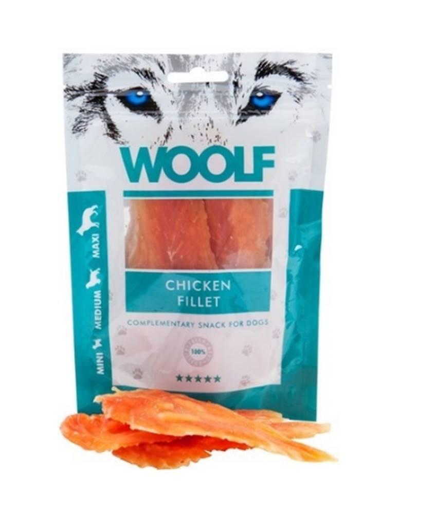 Woolf WOOLF pochoutka chicken fillet