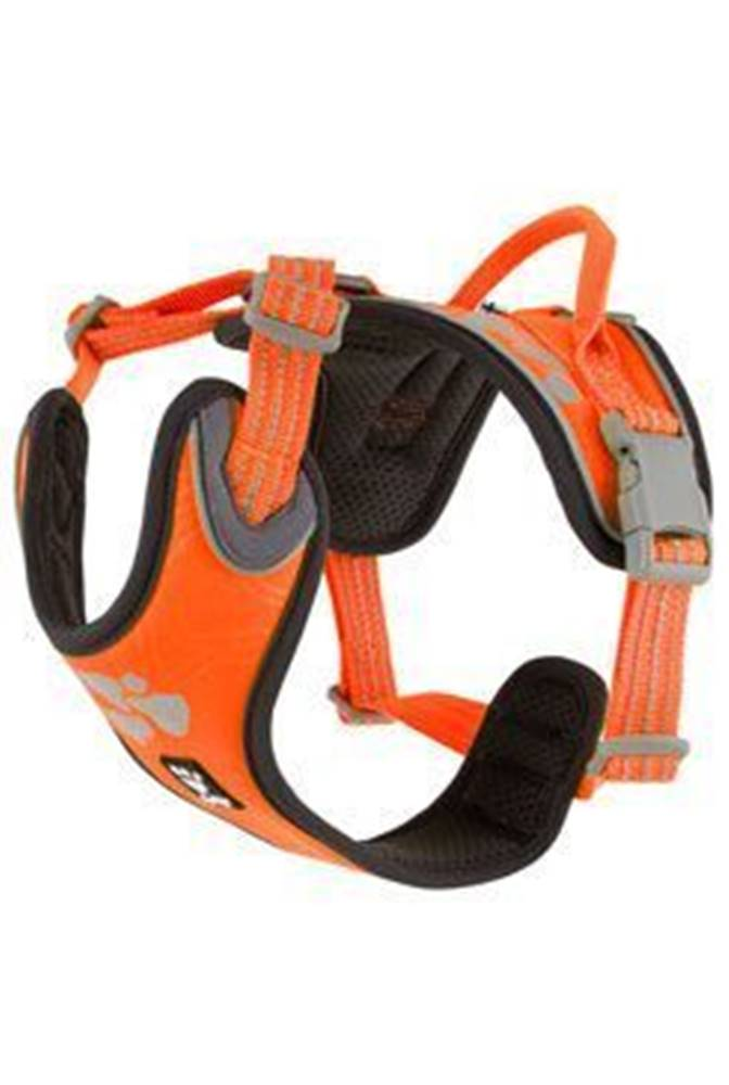 Hurtta Postroj Hurtta Weekend Warrior neon oranžový 40-45cm