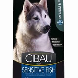CIBAU Dog Adult Sensitive Fish&Rice 12kg