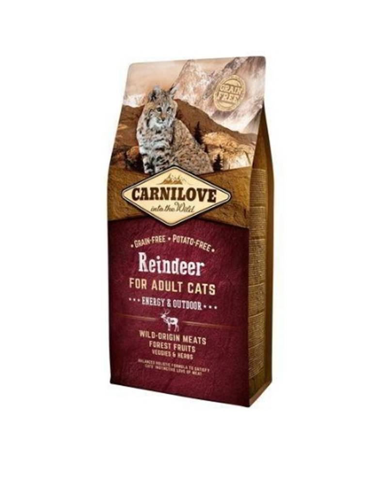 Carnilove Carnilove Cat Reindeer for Adult Energy & Outdoor 2kg