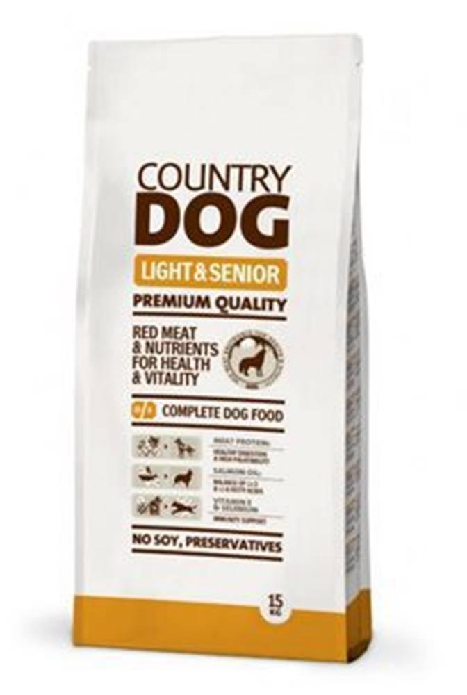TENESCO s.r.o. Country Dog Light Senior 15kg