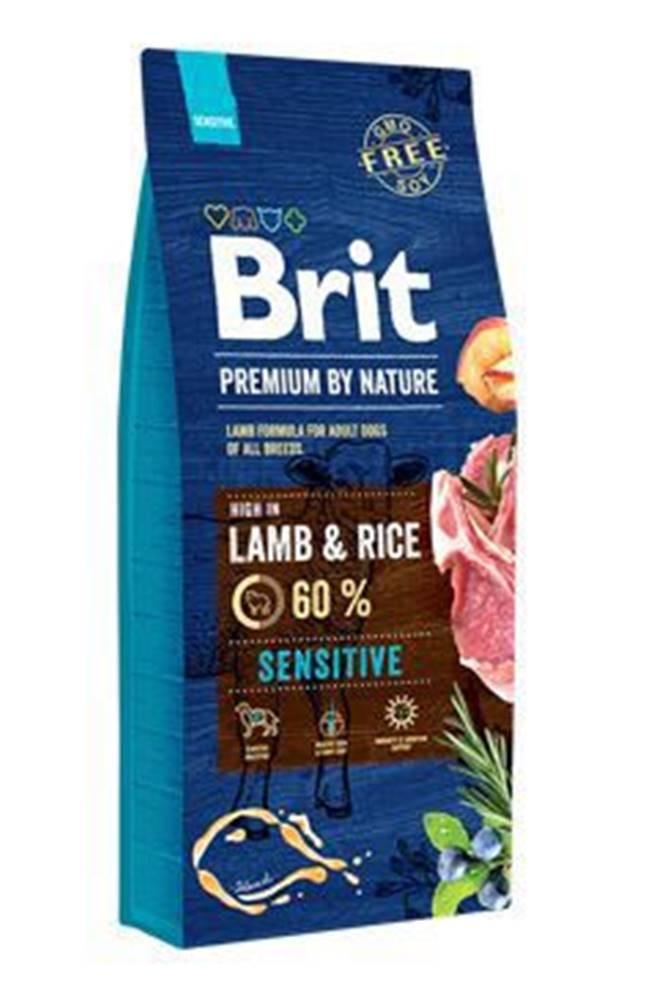Brit Brit Premium Dog by Nature Sensitive Lamb 15kg