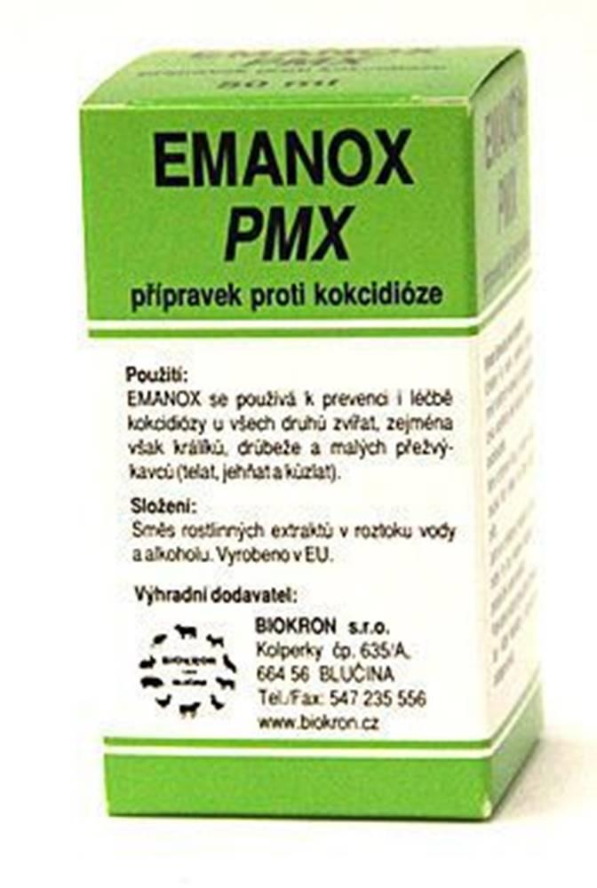 Ostatní Emanox PMX přírodní 50ml