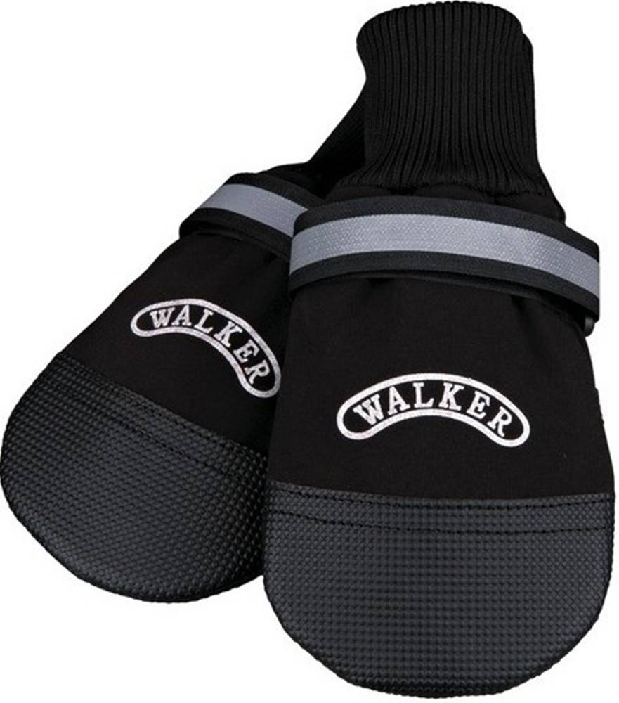 Trixie Topánočka ochranná Walker Comfort koža / nylon XS 2ks