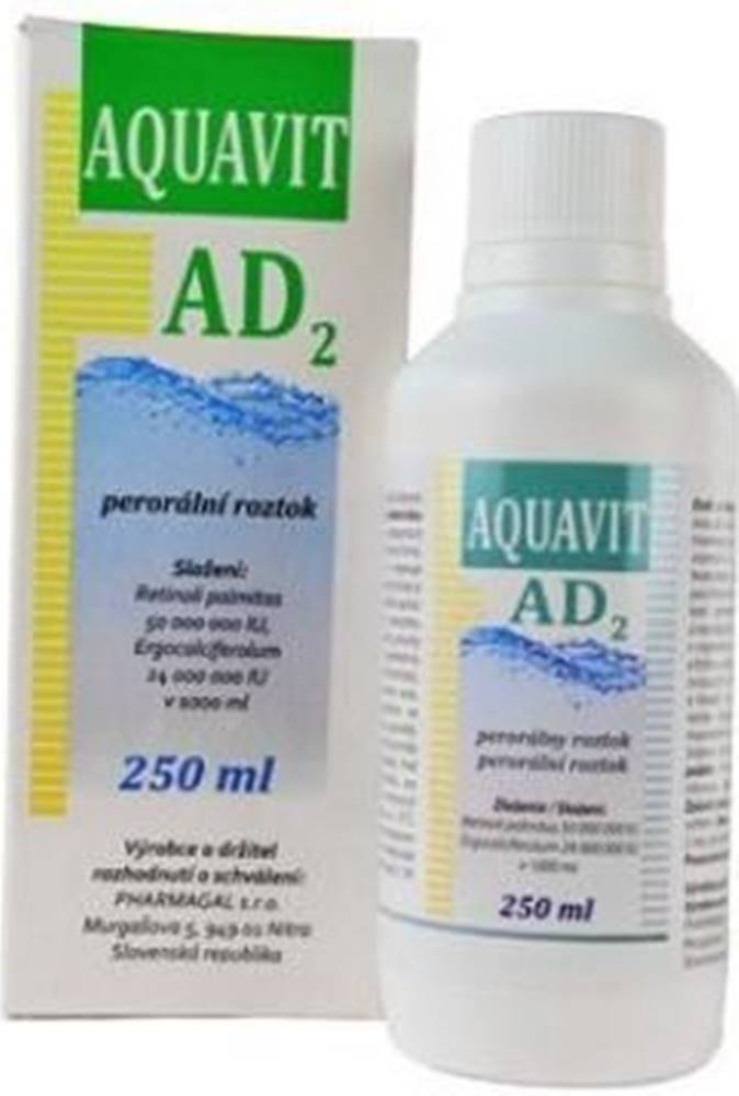 Pharmagal Aquavit AD2 sol 250ml