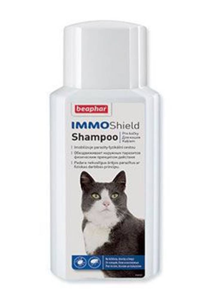 Beaphar Beaphar Šampon Cat Immo Shield 200ml