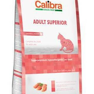 Calibra Cat GF Adult Superior Chicken&Salmon  2kg NEW