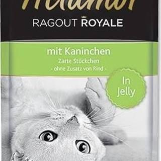 Miamor Cat Ragout kapsa králik v želé 100g
