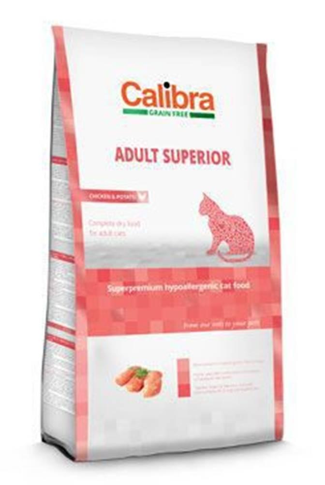 Calibra Calibra Cat GF Adult Superior Chicken&Salmon 7kg NEW