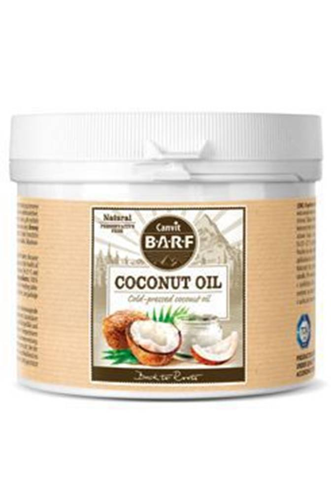 Canvit s.r.o. NEW Canvit BARF Coconut Oil 600 g