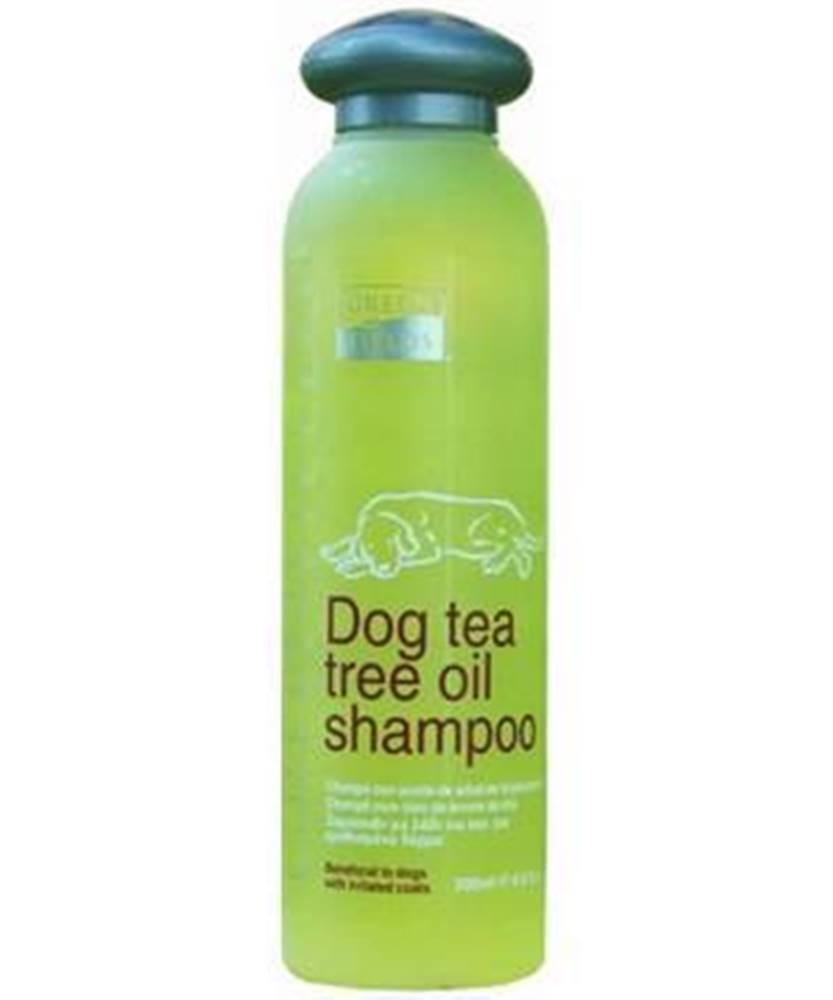 Greenfields šampon s Tea Tr...