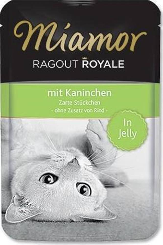 Miamor Cat Ragout kapsa krá...