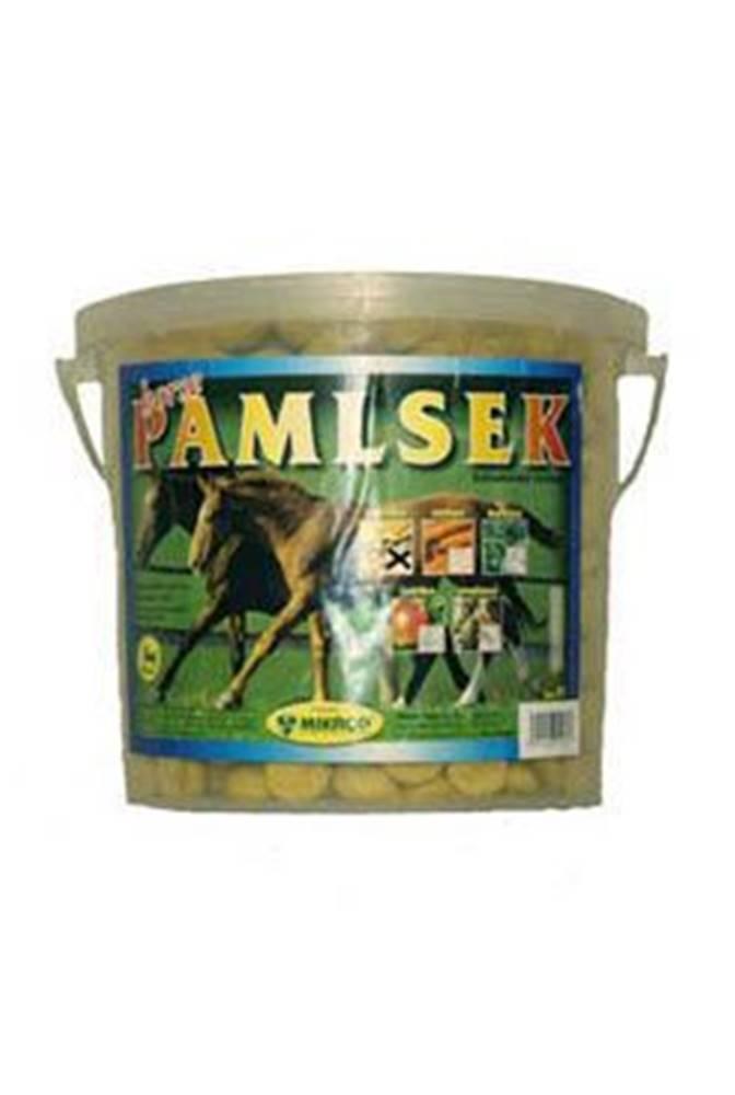 Mikrop Mikrop pochoutka pro koně kyblík Vanilka 2,5kg
