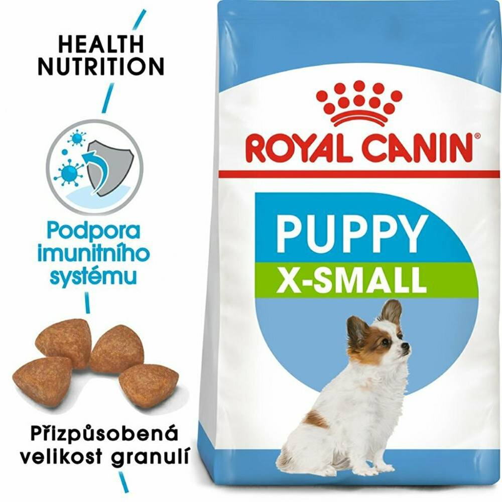 Royal Canin Royal canin Kom. X-Small Junior  500g