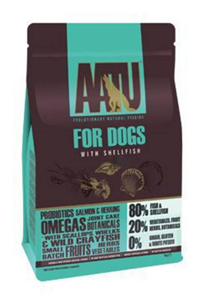 AATU AATU Dog 80/20 Fish w Shellfish 5kg