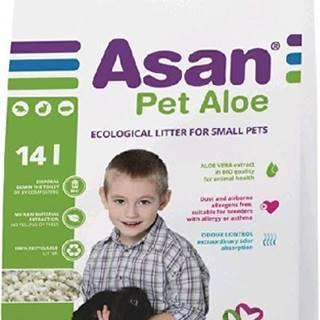 ASAN Pet Aloe Podestýlka 14l