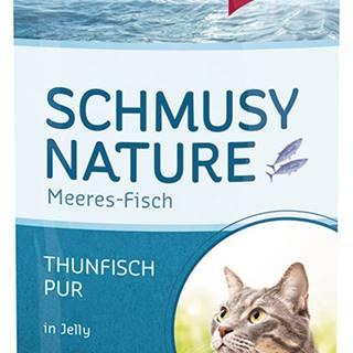Schmusy Cat kapsa Fish tuniak v želé 100g