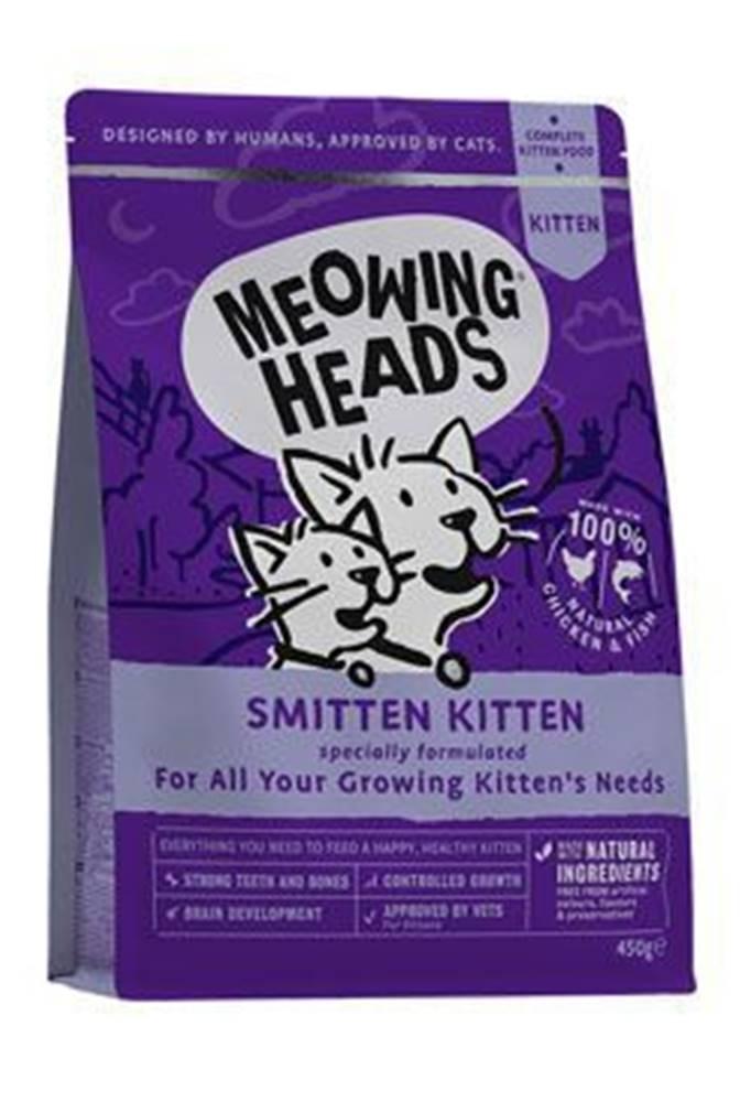 MEOWING HEADS Smitten Kitte...
