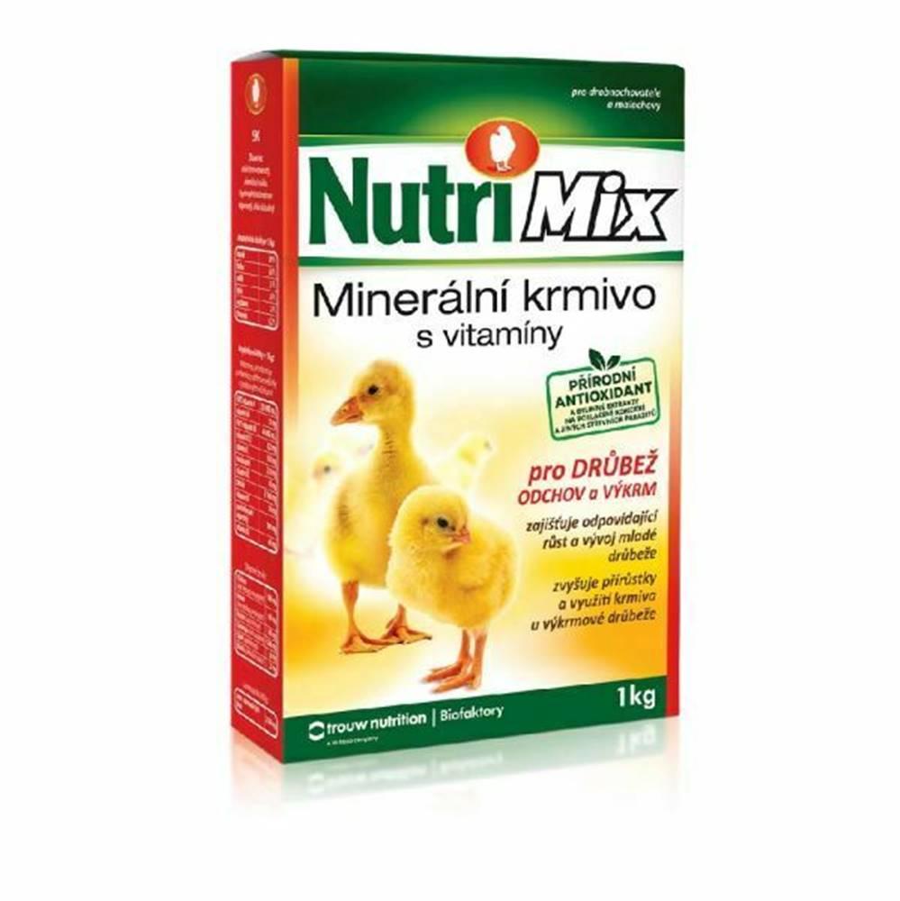 Nutri Mix pre hydinu výkrm ...