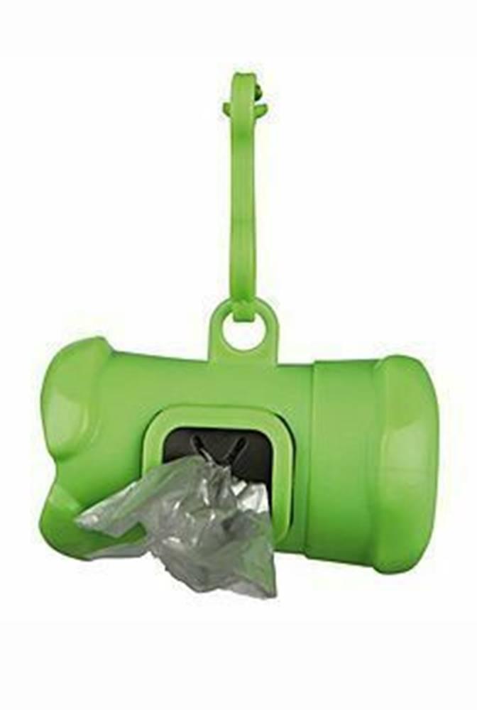 Pouzdro plast +sáčky na psí...
