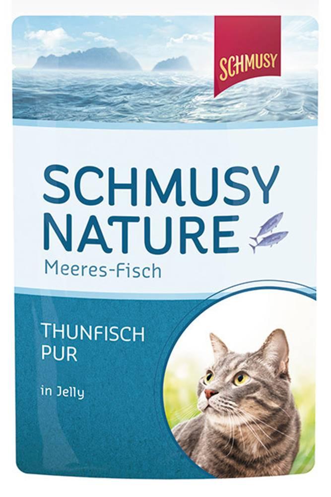 Schmusy Schmusy Cat kapsa Fish tuniak v želé 100g