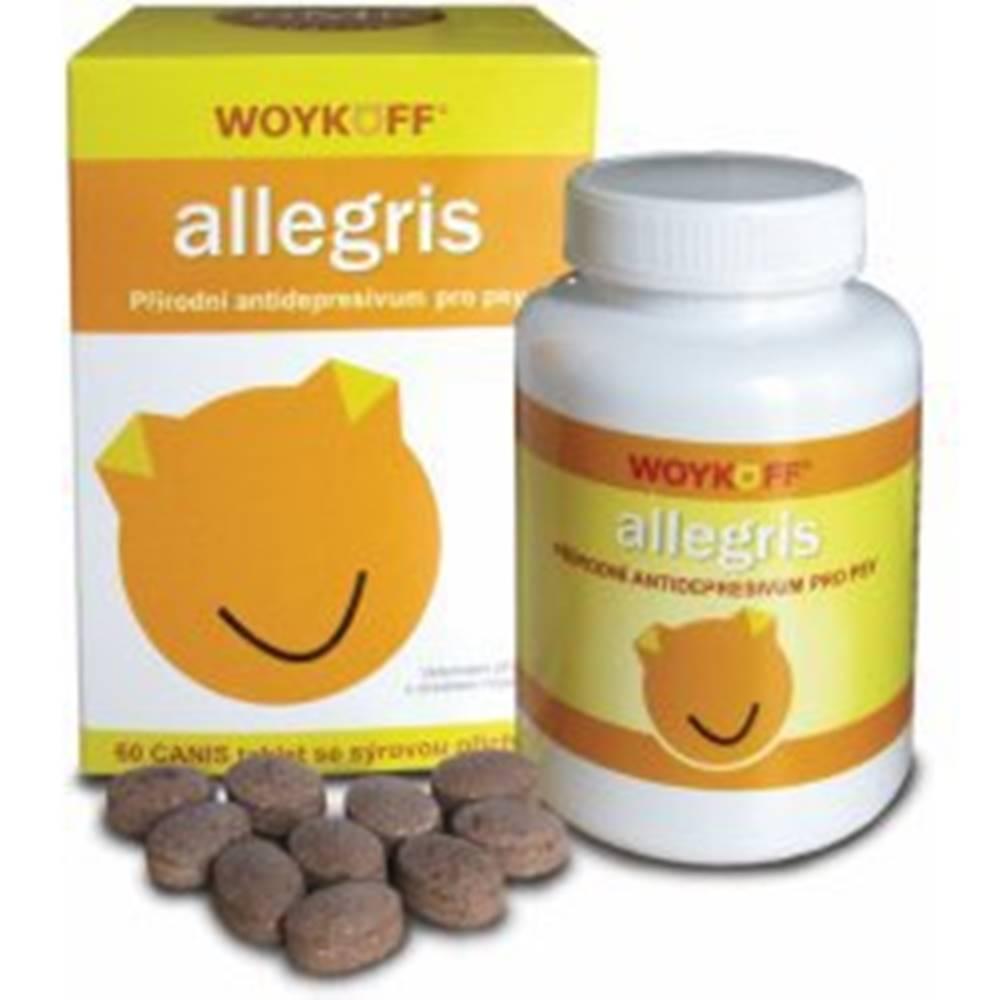 Ostatní Allegris antidepresívum pre psov 60tbl
